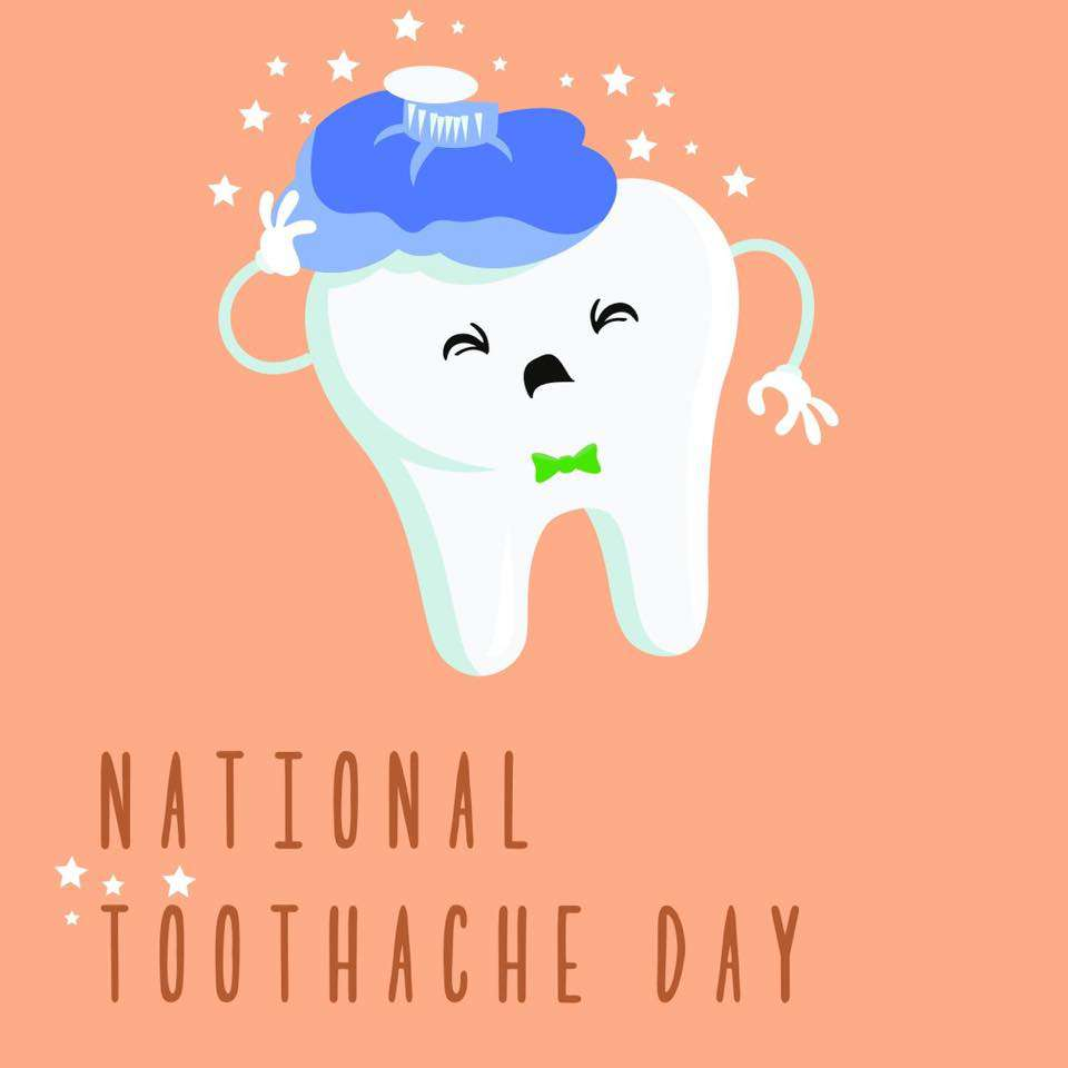 National Toothache Day Wishes pics free download