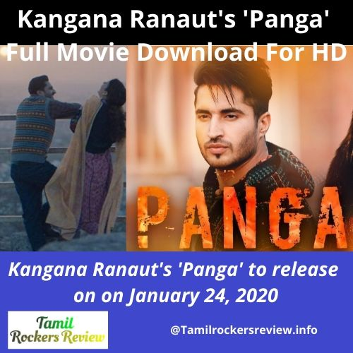 Panga Full Movie Download Leaked Online by TamilRockers