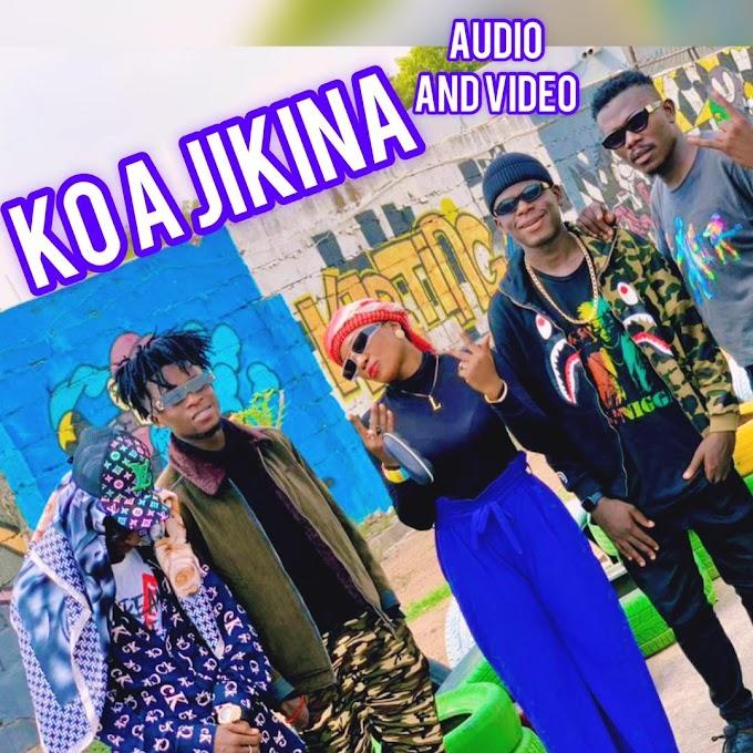 MUSIC : Baffa Army Ft Mubson Zamani x AK Kina x Lia x Fish x S Nigga & Yahajee - KO A JIKINA
