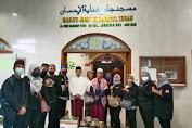 BJP Berikan Bantuan Takjil Untuk Berbuka Puasa di Masjid