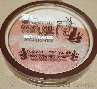 Cecile Keçi Sütü Highlighter