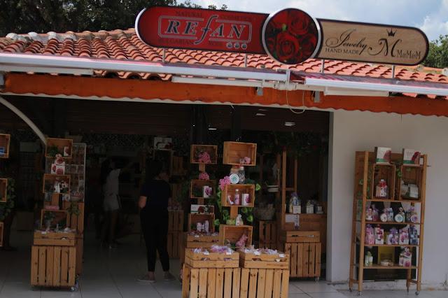 perfumeria bułgaria