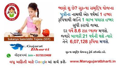 Sukanya Samriddhi Yojana Calculator - SSY Calculator Online 2019