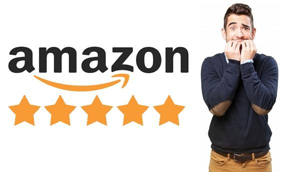 Preocupado por recibir reseñas de su libro en Amazon