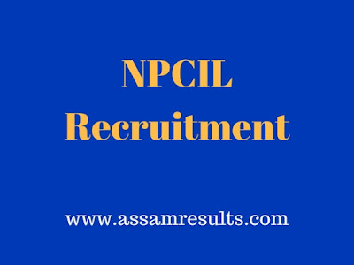 NPCIL Recruitment 2017