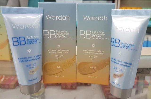 Review Wardah BB Cream Lightening Natural Everyday dan Cara Menggunakannya