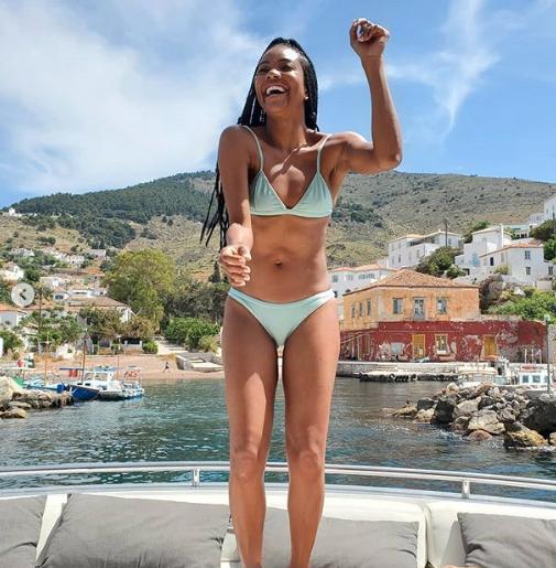 Gabrielle Union bikini