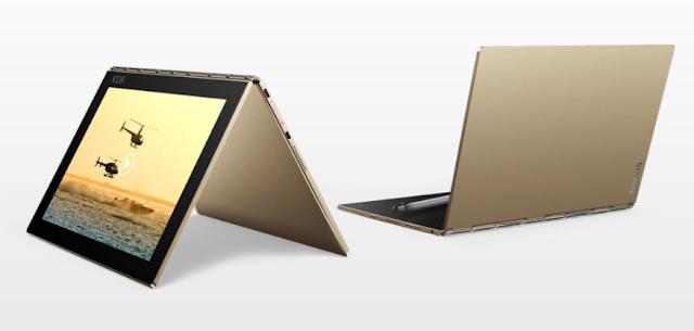 Lenovo Yoga Book Versi Chrome OS