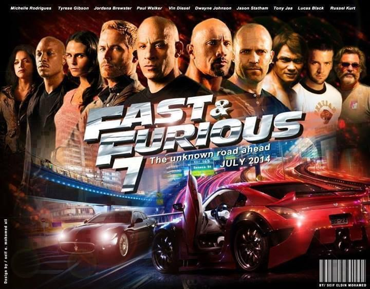 Fast And Furious 1 7 Blu Ray