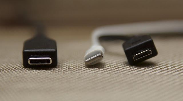 Ukuran USB Type C