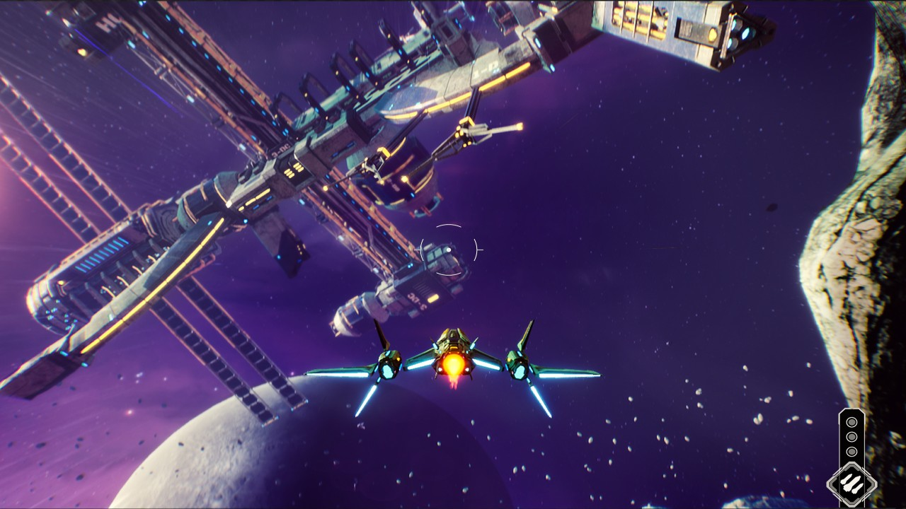 Redout: Space Assault PlayStation 4 Review