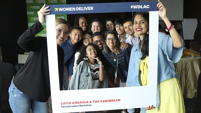 Join the Women Deliver Young Leaders Program and Take a Stand for Gender Equality