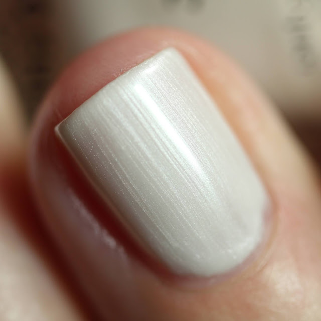 Dimension Nails Selenite swatch