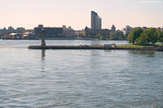 Faro de Roosevelt Island en Nueva York
