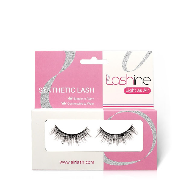 synthetic eyelashes from airlash