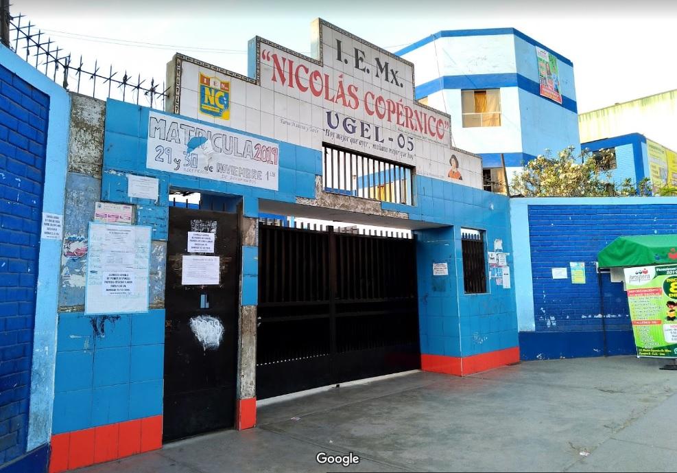 Colegio NICOLAS COPERNICO - San Juan de Lurigancho