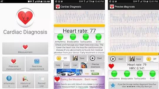 Aplikasi Android untuk memantau Kesehatan Jantung-4