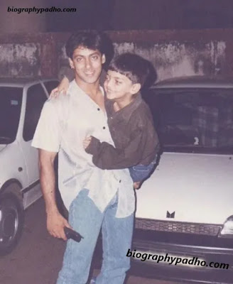 Salman Khan Young Age Photo