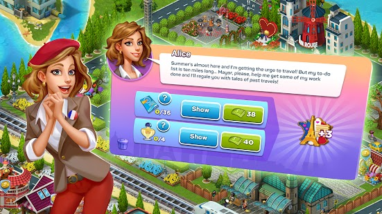 SuperCity: Building game Apk+Data Free on Android Game Download