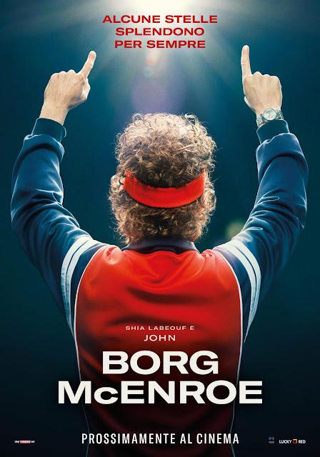 Borg/McEnroe LaBeouf