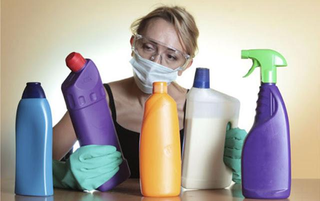 Các chất tẩy rửa hóa học