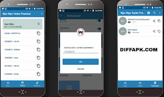 Wps Wpa Tester Premium Apk v4.0.1 build 135 [Patched]