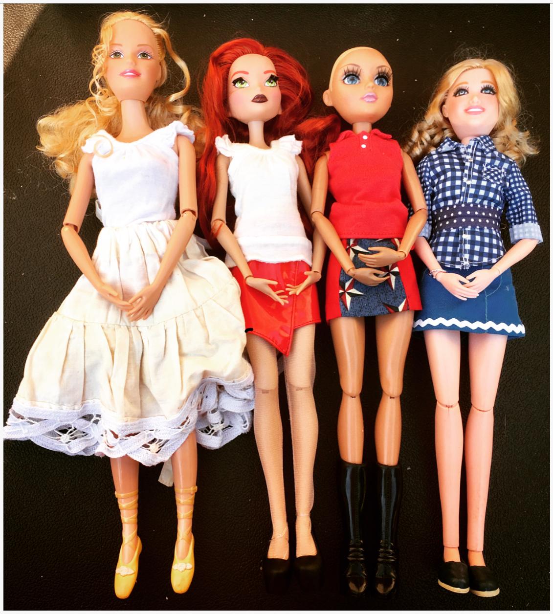 ALEX Candi 16 Fashion Doll HEAD 101 BRUNETTE Fits GENE