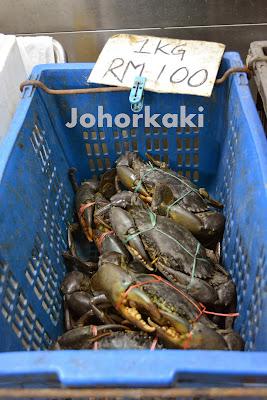 Johor-Seafood-Tian-Lai- 天来-Gelang-Patah-Legoland