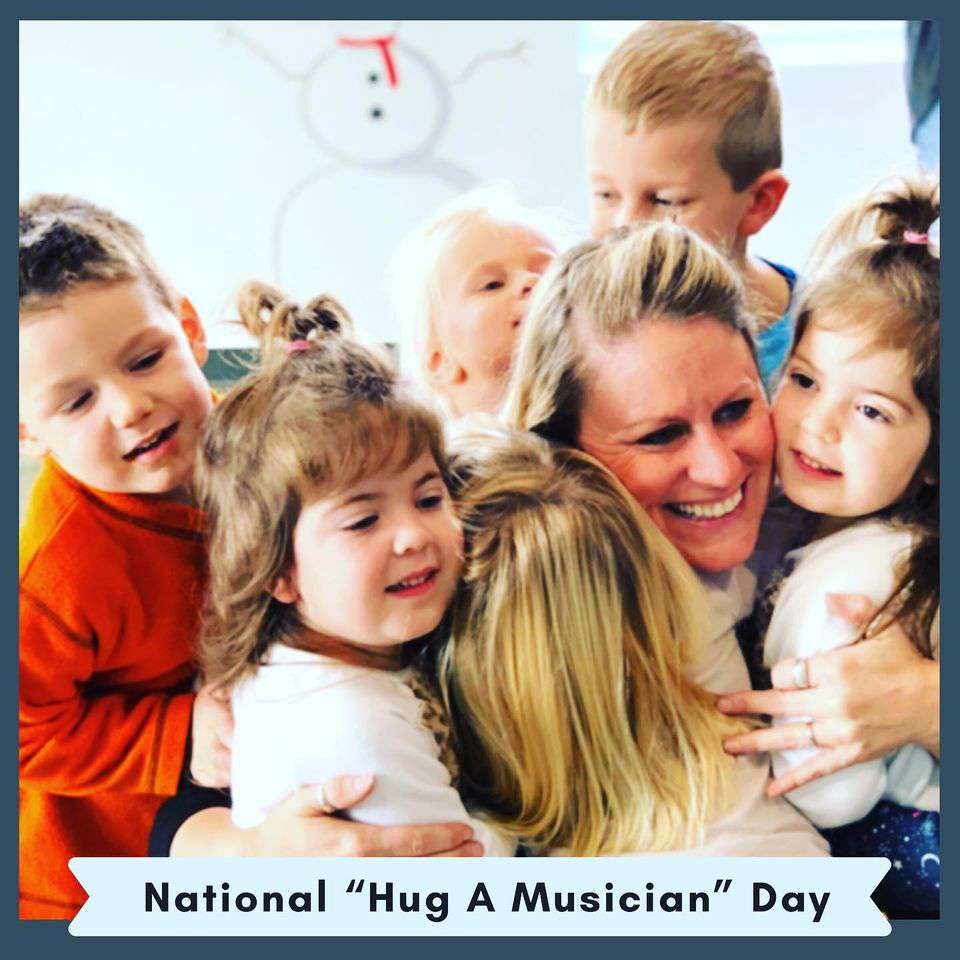 National Hug a Musician Day Wishes Photos