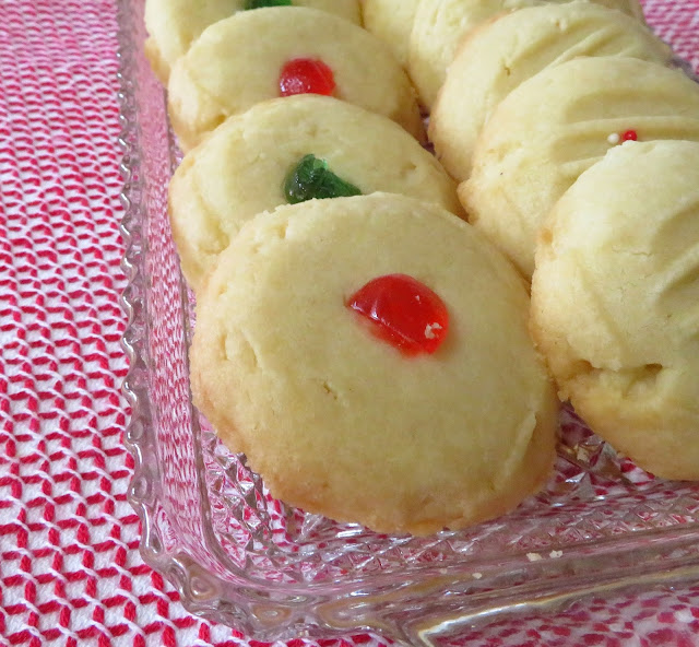 Whipped Shortbreads
