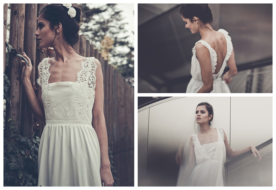 Incredible French Vintage Lace Wedding Dresses