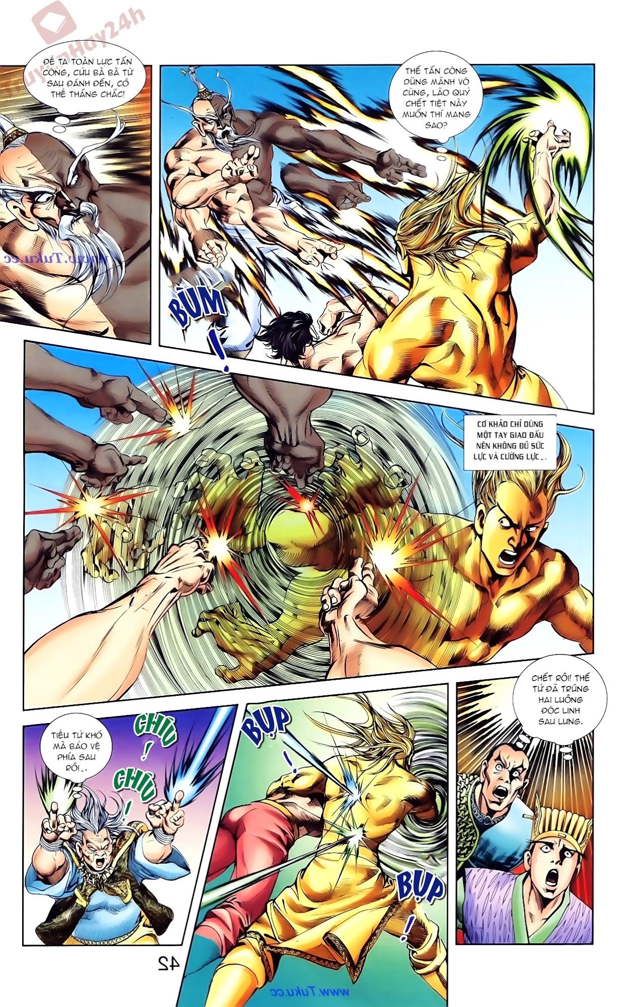 Cơ Phát Khai Chu Bản chapter 84 trang 23