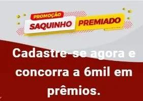 Cadastrar Promoção Premiapão 2020 Saquinho Premiado - Concorra 6 Mil Reais Magalu
