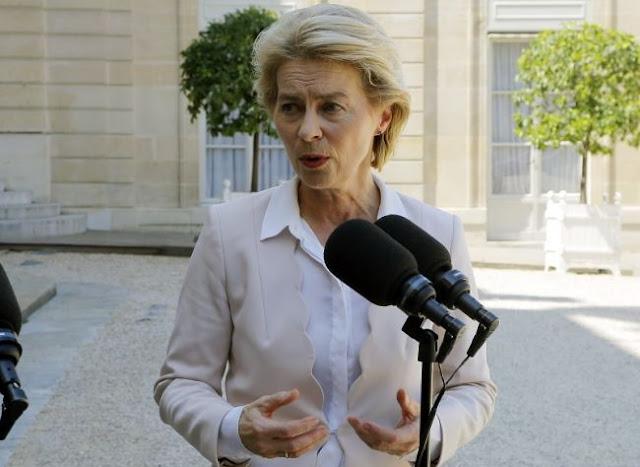 ΕΕ: Nέα συμφωνία για τη μετανάστευση θέλει η Ούρσουλα φον ντερ Λάιεν