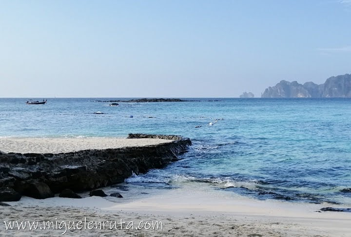 Shark Point en Phi Phi Don