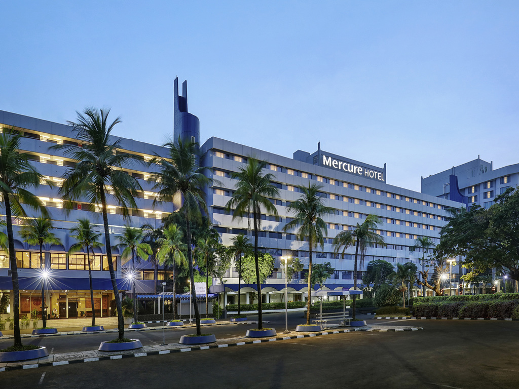 Alamat Hotel Mercure Ancol, Hotel Dekat Dengan Taman Impian Jaya Ancol