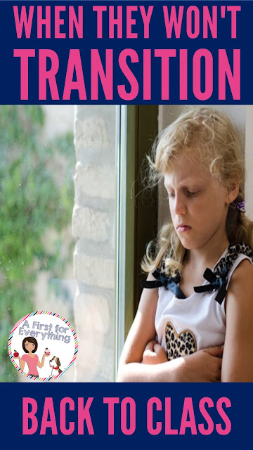 An informative & helpful blog post for kindergarten, first, second, third, fourth grade classroom teachers. When students become dysregulated and need a quiet space in the classroom or need to transtion out of the classroom, how to help students transition back to class peacefully to gain back your instructional time. Having a designated quiet spot in the classroom for students who need to self-regulate is beneficial for classroom management for all students, especially special needs students {K, 1st, 2nd, 3rd grade, SPED, behavior modification}