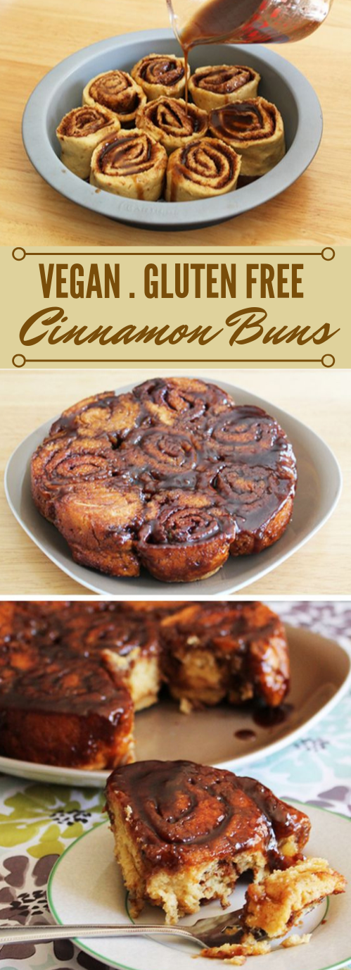 Bunner's Bake Shop Cinnamon Buns #vegan #dessert #pumpkin #food #healthy