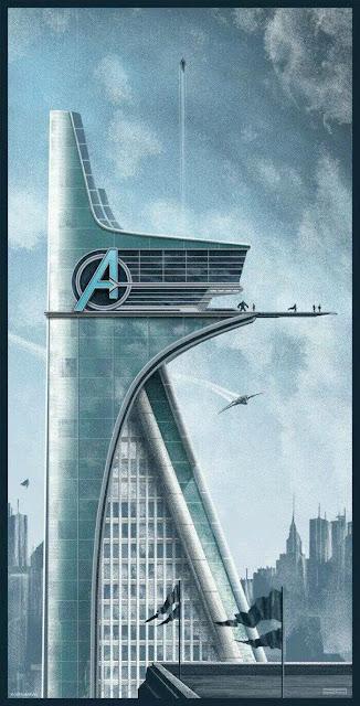 avengers endgame logo wallpaper