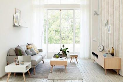 7 Desain Ruang Tamu Kekinian Ini Pas Banget Buat Rumah Mungil & Minimalis