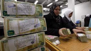 سعر صرف الليرة السورية مقابل العملات والذهب الخميس 1/10/2020