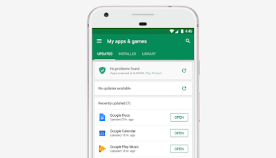 Google Play Protect Apk | Google Play Service Versi 11