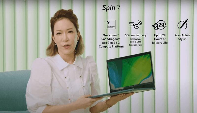 Acer Chromebook Spin 7