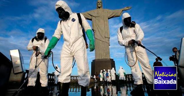 Estado do Rio registra 152 mortes e 3.169 novos casos de covid-19 em 24h
