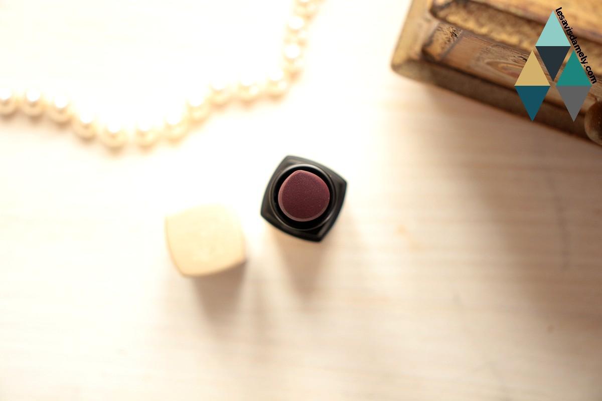 avis et test maquillage luxe américain rouge à lèvres bobbi brown