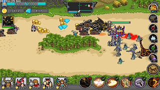 Download Game Frontier Wars V1.2 MOD Apk ( Unlimited Money/Diamond )