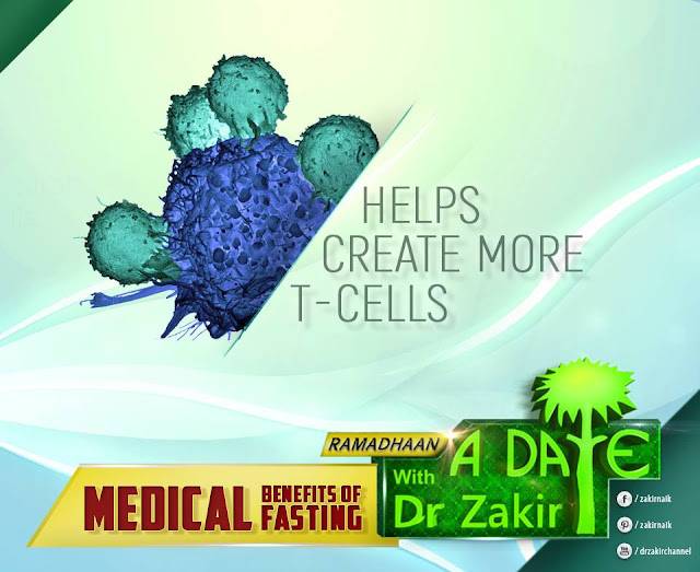 HELPS CREATE MORE T-CELLS   RAMADAN 2020 by Ummat-e-Nabi.com