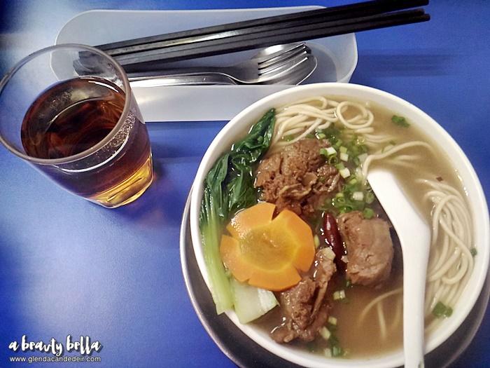 Lan Zhou La Mien - Spare Ribs Lamien