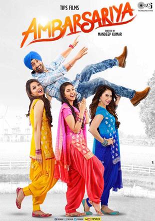 Ambarsariya 2016 Full Punjabi Movie Download HDRip 720p