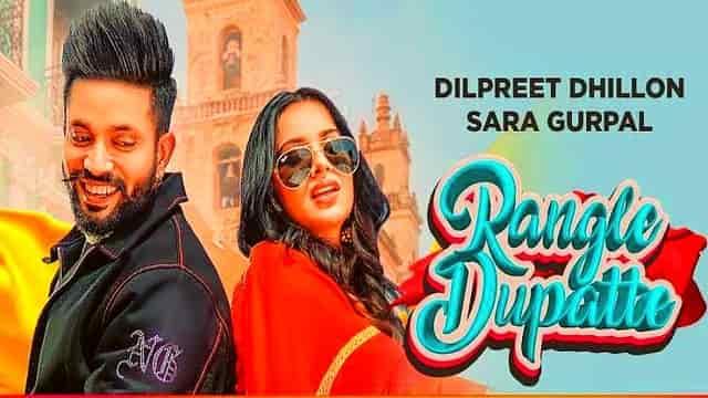 Rangle Dupatte Lyrics